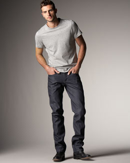 Naked and Famous Denim WeirdGuy Indigo Selvage Jeans
