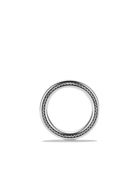 Streamline Band ring, 9mm