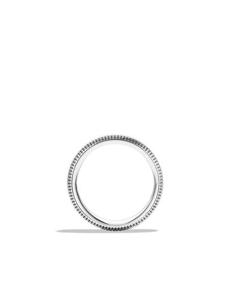 Sky Wide Band Ring
