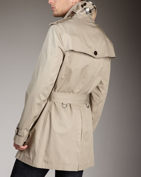 Classic Trench Coat, Taupe
