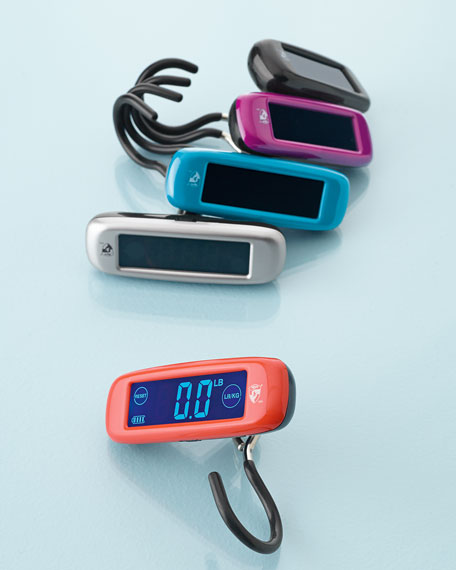 Touch-Screen Digital Luggage Scale