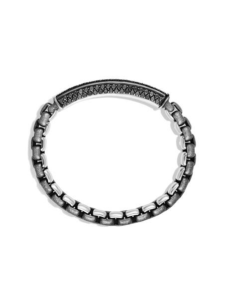 Pavé Bracelet with Black Diamonds