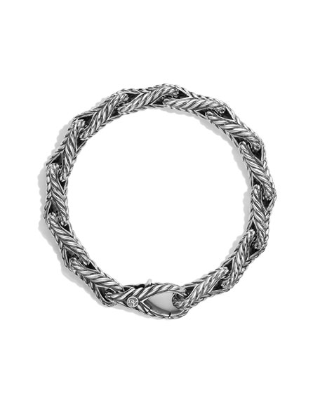 Chevron Link Bracelet, 9.5mm