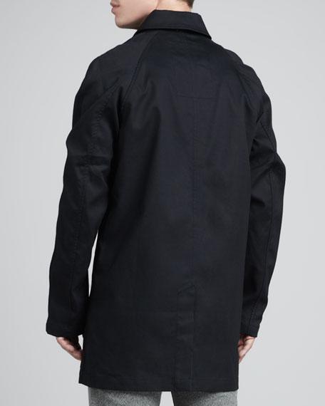 Herringbone Gabardine Jacket