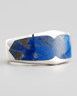 Stephen Webster Lapis Inlay Ring