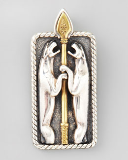 Konstantino Dogtag with Spear