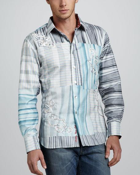 Kremenic Long Sleeve Sport Shirt