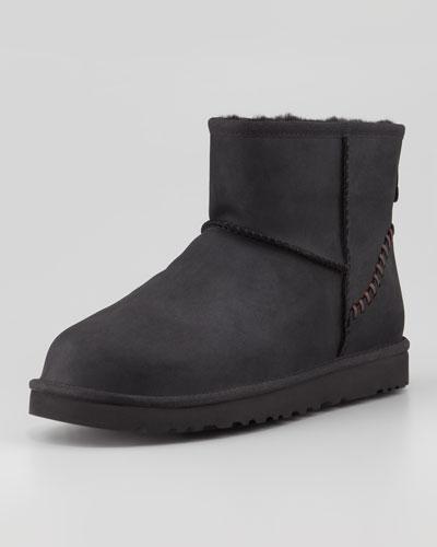 Classic Mini Deco Boot, Black