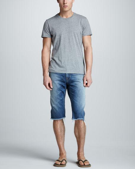Ricky Cutoff Shorts, Sepulveda