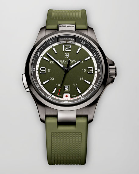 Night Vision Watch, Green