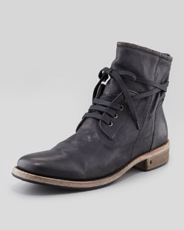 John Varvatos Parisian Riding Boot, Black
