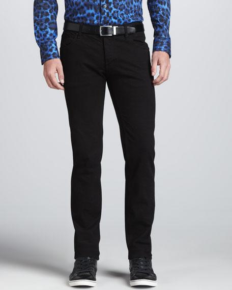 Cerafix Dyed Jeans, Black