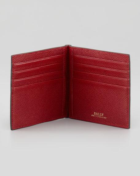 Bodolo Wallet with Clip, Black