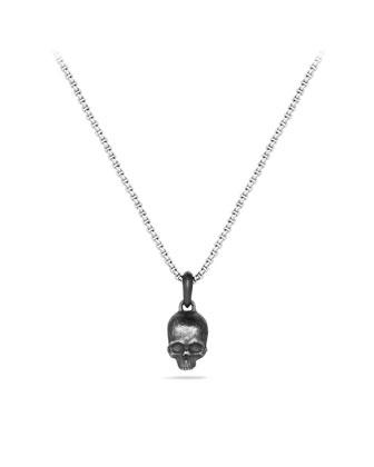 Sale alerts for David Yurman Waves Skull Amulet - Covvet
