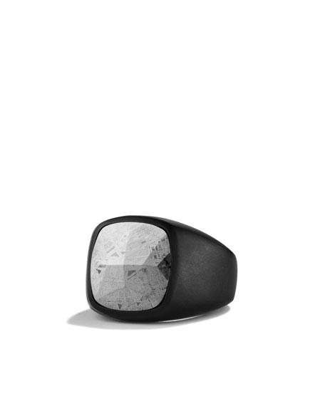 Marcus Meteorite Ring
