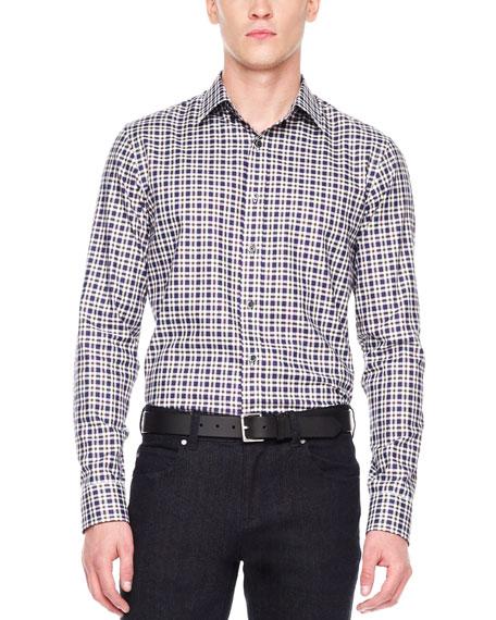 Chauncey Check Shirt