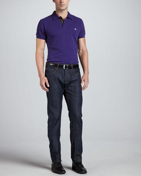 Basic-Fit Denim Jeans, Blue