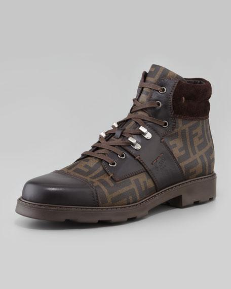 Mario Zucca Hiking Boot