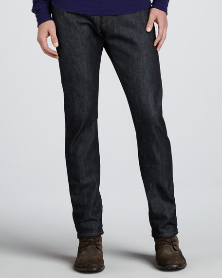 Dry Selvedge Jeans