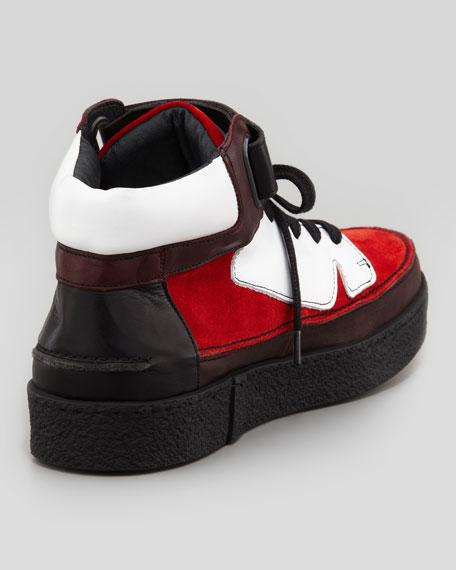 Kenyon Suede High-Top Sneaker