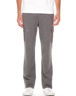Michael Kors  Cargo Sweatpants