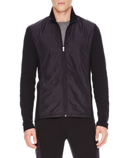Michael Kors  Tech-Front Jacket