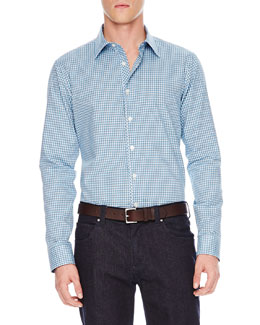 Michael Kors  Mark Check Shirt