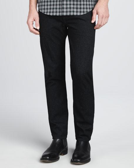 Nap Denim Jeans, Black