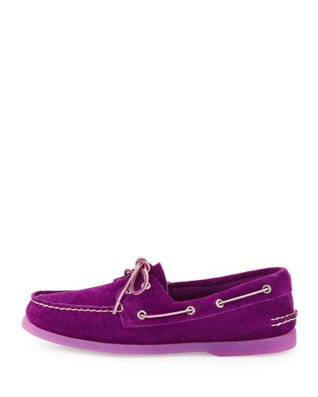 Authentic Original Suede Slip-On, Purple