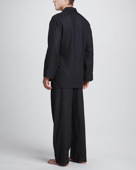 Cashmere Pajama Set