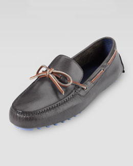 Cole Haan Air Grant Driving Moccasin, Gray