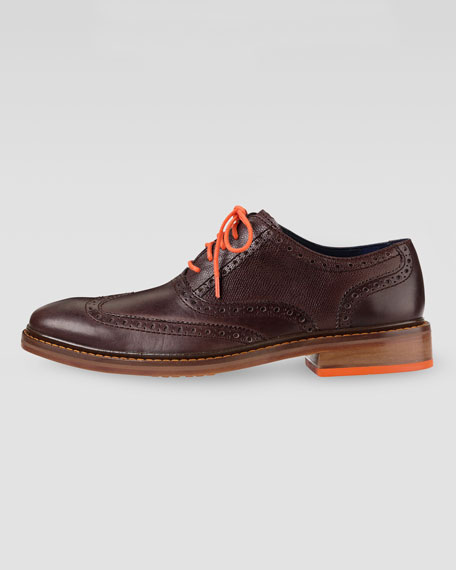 Colton Winter Wing-Tip, Brown