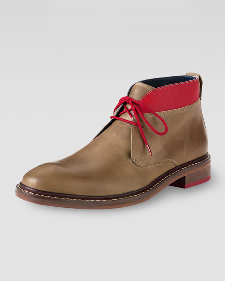 Colton Winter Chukka Boot, Tan