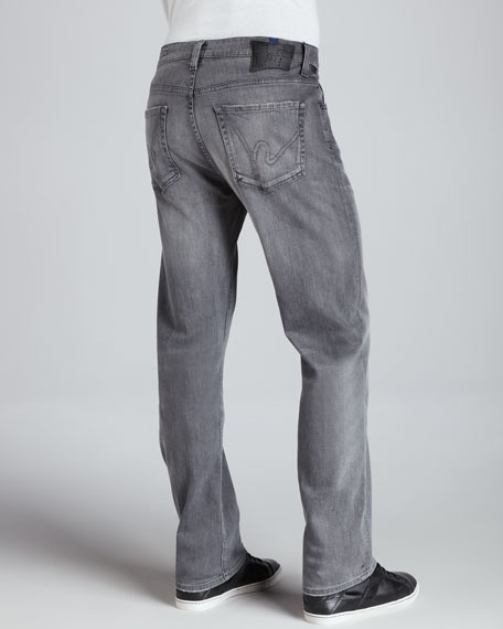 Sid Classic Straight-Leg Jeans in Jeremy