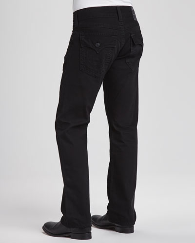 True Religion Ricky Straight-Leg Superfly Jeans