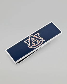 Cufflinks Inc. Auburn Tigers Gameday Money Clip
