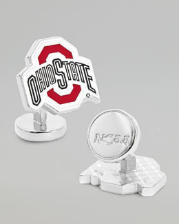 Cufflinks Inc. Ohio State Gameday Cuff Links