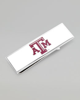 Cufflinks Inc. Texas A&M Aggies Gameday Money Clip