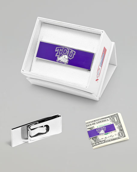 TCU Horned Frogs Gameday Money Clip