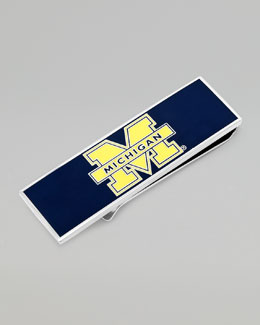 Cufflinks Inc. Michigan Wolverines Gameday Money Clip