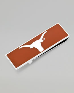 Cufflinks Inc. University of Texas Longhorns Gameday Money Clip