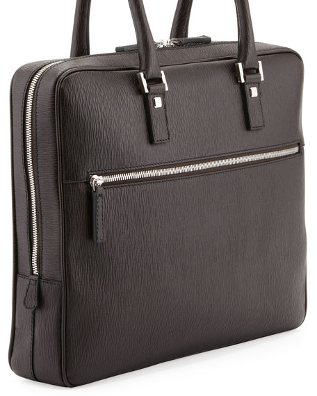 Revival II Laptop Case, Brown