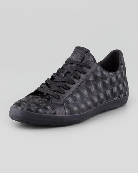 Optic Low-Top Sneaker, Black