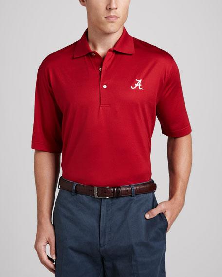 Peter Millar Alabama Gameday Polo, Crimson