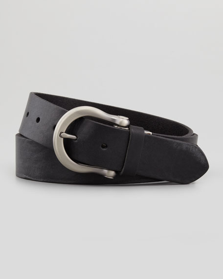 Bingham Harness-Buckle Belt