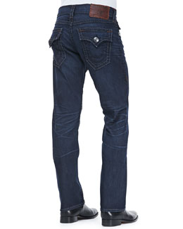 True Religion Ricky Stretch Jeans, Sierra Canyon