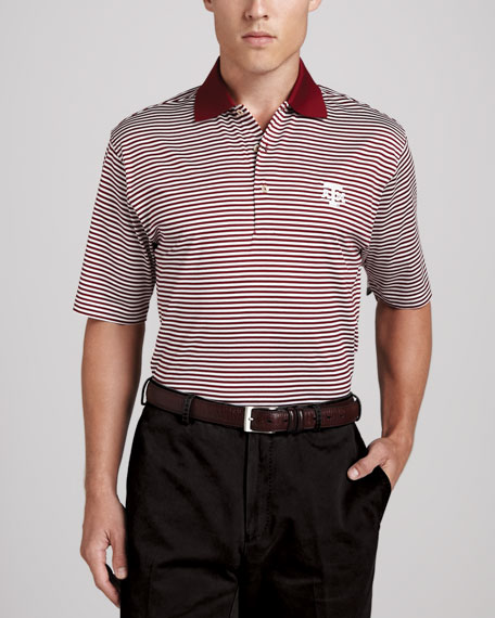 Peter Millar Texas A&M Gameday College Shirt Polo,