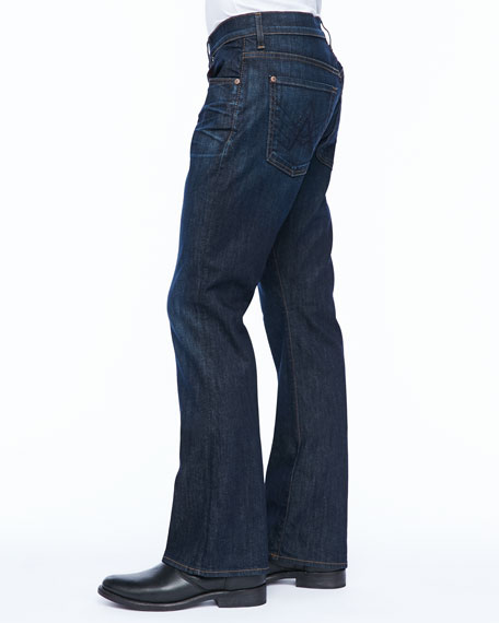 Brett A-Pocket Jean, Monaco Blue