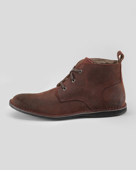 Dorchester Chukka Boot, Oxblood