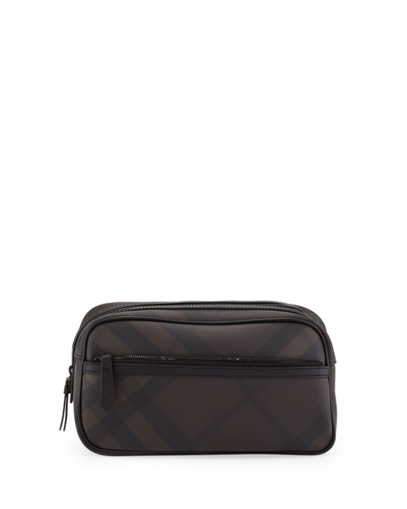 Check PVC Toiletry Bag